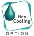 Geocooling option
