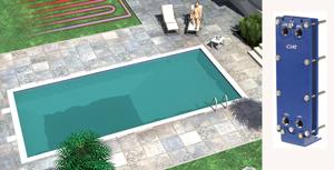 Ciat changeur de piscine itex pool for Echangeur a plaque piscine